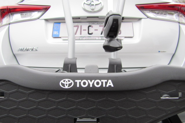 Toyota Bicycle Carrier