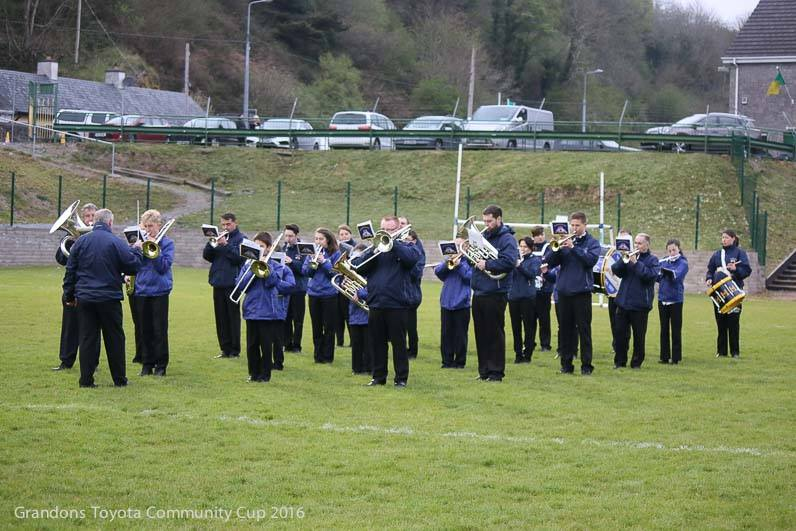 The Cork Barrack Street Band will join us once again