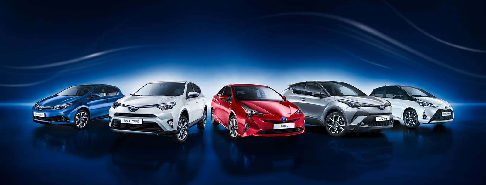 View Current Offers on the Toyota Range
