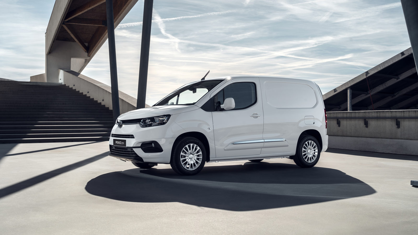 All-New Toyota Proace City has arrived to Grandons Toyota Cork