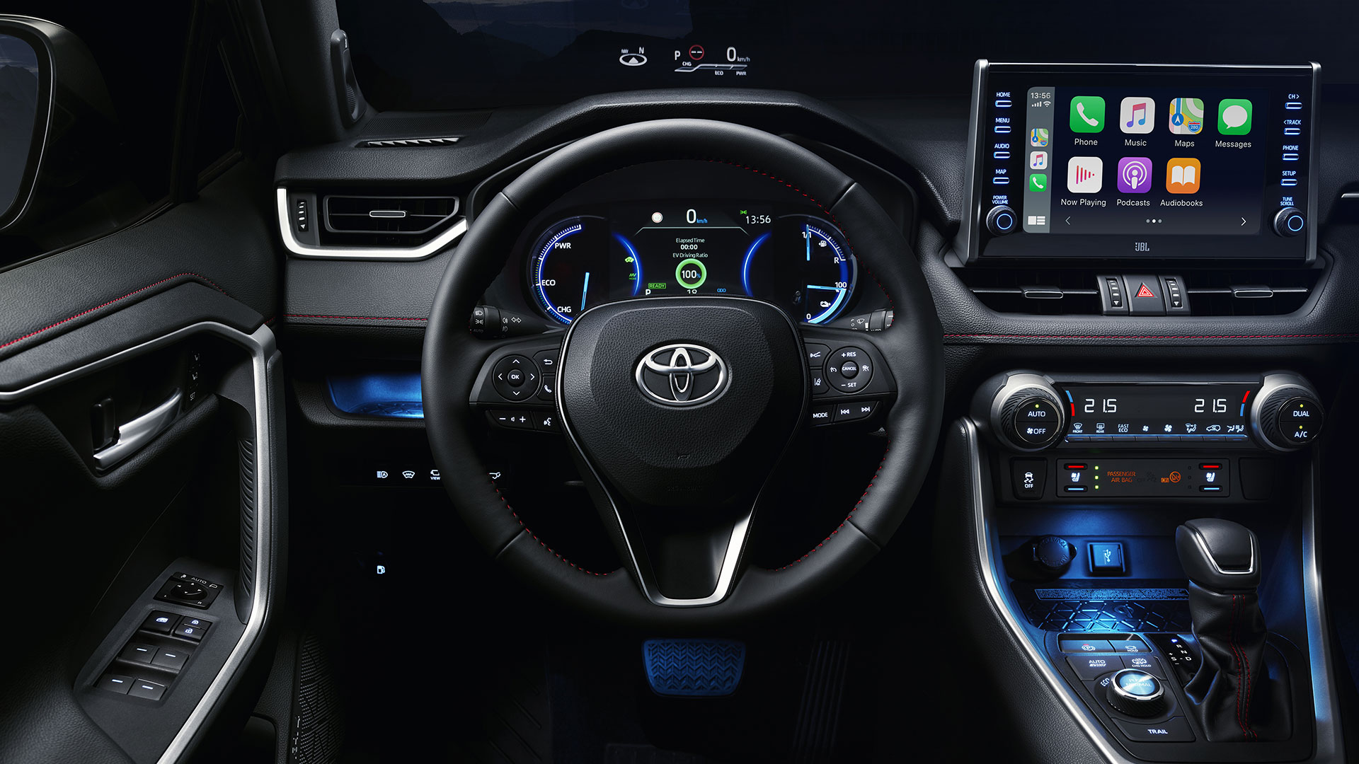 Interior comfort and styling, no compromise