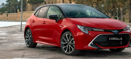 Toyota Corolla | Best Selling Car in Cork & Ireland January 2020
