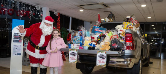 Grandons Toyota Fill The Hilux Campaign for St Vincent de Paul