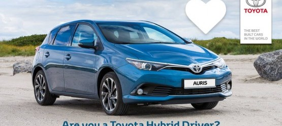 +38% hybrid sales: Toyota Motor Europe sales in the first quarter of 2016 are greener than ever