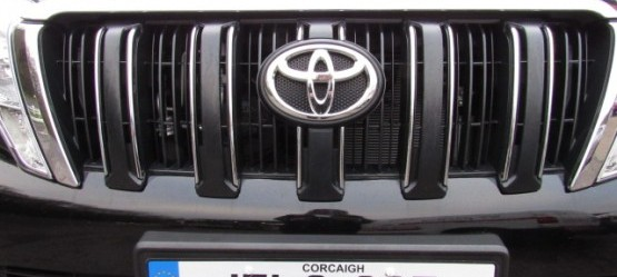 New 2017 Toyota Deliveries at Grandons Toyota Cork