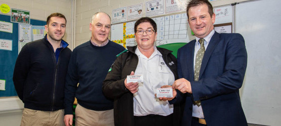 Grandons Toyota Primary School CPR Training Project