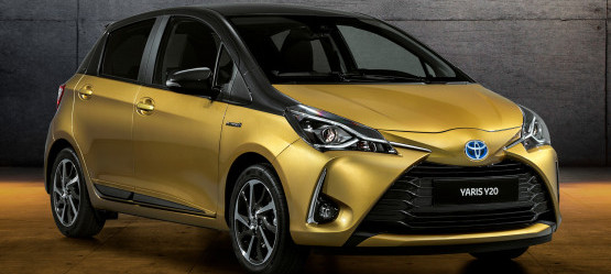 New Yaris Y20  | 20 Year Anniversary Tribute Model for 2019