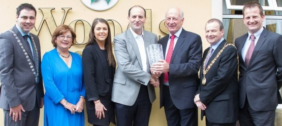 GRANDONS OF GLANMIRE MONTHLY WINNER GLANMIRE SPORTS, BUSINESS AND COMMUNITY AWARD