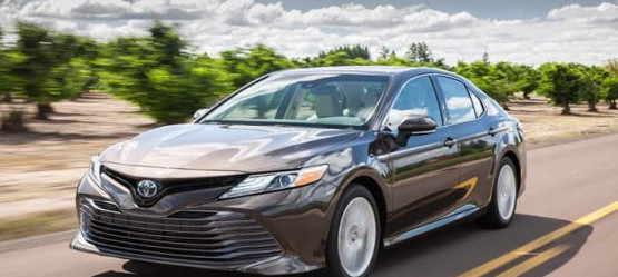 The Iconic Toyota Camry Returns to Ireland