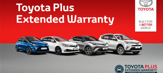Toyota Plus Extended Warranty
