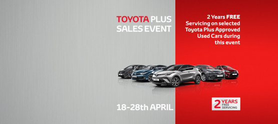 Toyota Plus Approved Used Cars Cork