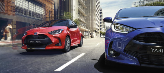 All-New Toyota Yaris