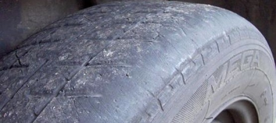 New Regulation for defective or worn Tyres
