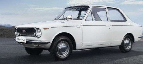 Happy 50th Birthday Toyota Corolla