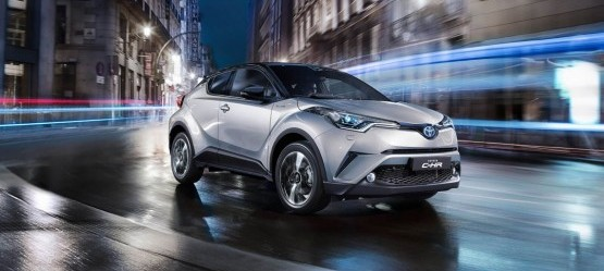 The all new Toyota C-HR
