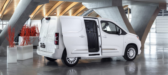 New Toyota Proace City