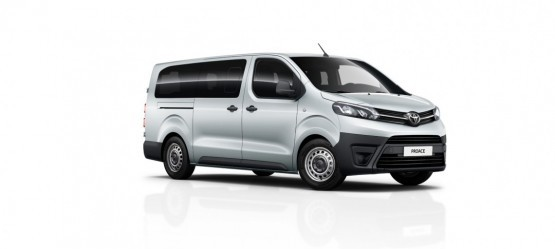 New Toyota Proace Verso 8 Seater