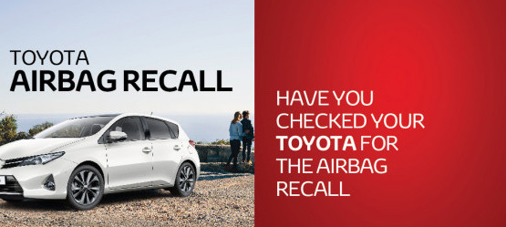 Check if your Toyota is due a recall